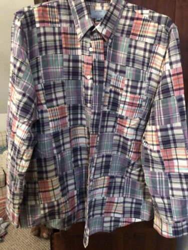 Castaway Nantucket Madras Shirt