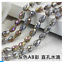 wholese-20-30-50pcs-AB-Teardrop-Shape-Tear-Drop-Glass-Faceted-Loose-Crystal-Bead thumbnail 30