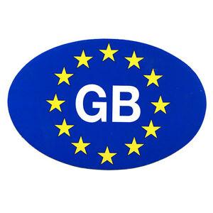 Uk Gb Car Sticker