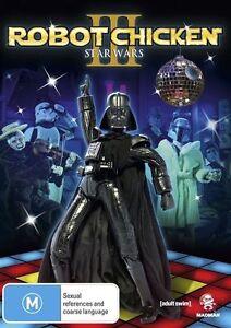 Robot-Chicken-Star-Wars-Special-03-DVD-2011-FREE-POSTAGE