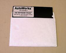 AutoWorks for Apple II Plus, Apple IIe, IIc, IIGS