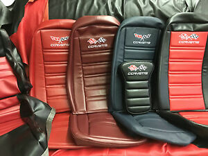 C5 Corvette Replacement Seat Covers