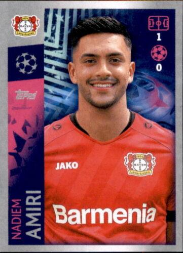Champions League 19 20 2019 2020 Sticker 70 Bayer 04 Leverkusen Nadiem Amiri