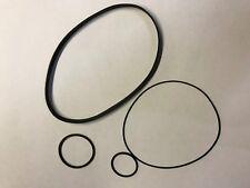 PIONEER CT-W701R//CT-W801R//CT-W802R//CTW71R//CTW801R//CTW802R  BELT KIT 4 belts