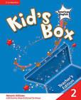 Kid's Box American English Level 2 Teacher's Edition by Melanie Williams (Spiral bound, 2010)