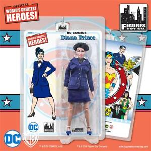 DC-Comics-Wonder-Woman-Retro-8-Inch-Action-Figure-Series-2-Diana-Prince