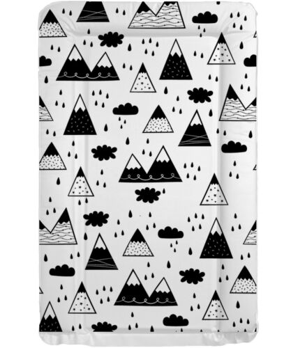 Nursery Range BABY CHANGE CHANGING MAT Baby Shower Gift Mountain Rain