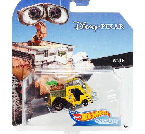 Hot Wheels Character Cars Disney Star Wars Batman Toy Story DC Frozen Marvel