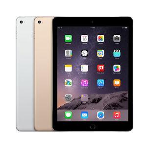 Apple iPad Air 2 64GB Verizon Wireless WiFi Cellular iOS 2nd Generation Tablet