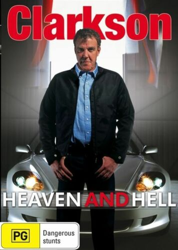 1 of 1 - Clarkson - Heaven And Hell (DVD) Region 4 Very Good Condition