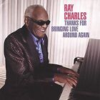 Thanks for Bringing Love Around Again by Ray Charles (CD, May-2002, E Nate Music Group)