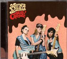 AURORA Y LA ACADEMIA Efecto Chocolate CD Rock En Español como JULIETA VENEGAS