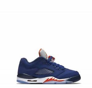 84c18725d742 Size 4.5 Youth Nike Air Jordan Retro 5 Low