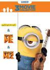 Despicable Me 3-Movie Collection (DVD, 2016, 3-Disc Set)