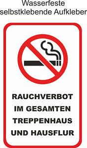 Nicht-Rauchen-Gebaeude-Aufkleber-Verboten-Rauchverbot-Nichtraucher-ab-4x8cm-Flur