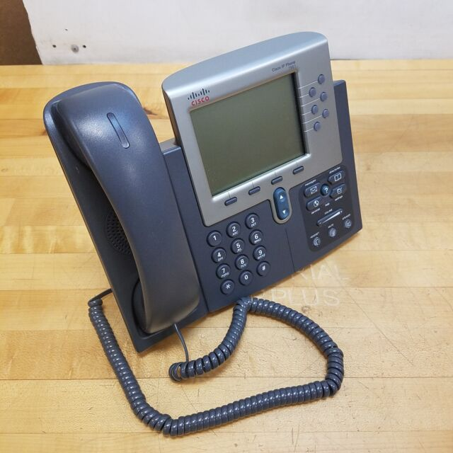 Cisco CP-7961G Unified IP Phone, 7961G, 7961 - USED