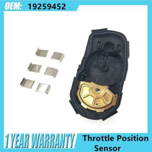 Black Plastic Throttle Position Sensor Fit For Cadillac Chevy GMC Pontiac Hummer