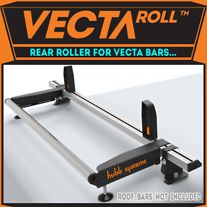 Rear Roller For Vecta Van Roof Rack Ford Transit 2014-2020 LWB L3,High Roof H3