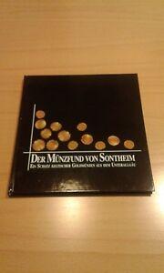 Aktiv Der MÜnzfund Von Sondheim, Buch/katalog neu Farben Sind AuffäLlig