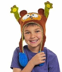 Idea Village FLIPEEZ HAT-Monkey