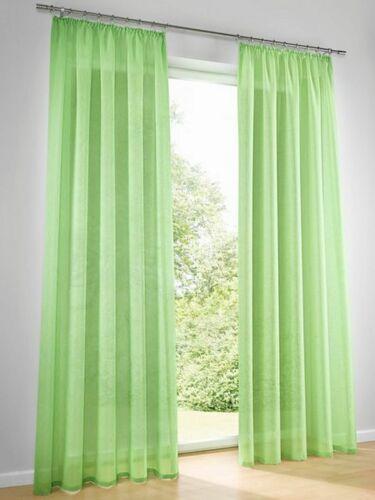 mit Kräuselband -168261 Dekostore Farbe grün heine home 1 Stück