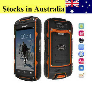 Discovery V8 Smartphone Dual Core Rugged Android Land
