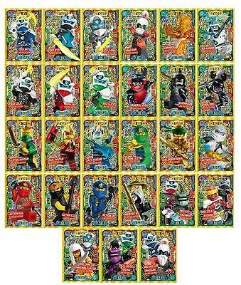 Zane  Zerknauts Lego® Ninjago™ Serie 4  Trading Card Limitierte Auflage LE15