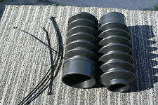 HARLEY FXD XL & other FORK BOOTS GAITORS accordian boot gaiters HD Gaitor 39mm