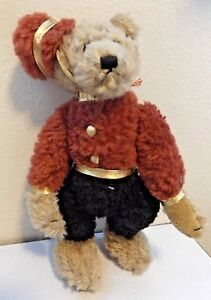 COLLECTIBLE PLUSH BOYD'S BEAR ~ CAGNEY