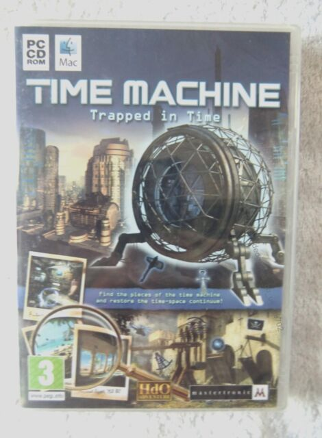 39702 - Time Machine Trapped In Time [NEW & SEALED] - PC (2010) Windows 7 MT