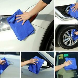 60-160cm-Microfiber-Towel-Car-Cleaning-Wash-Drying-Detailing-Cloth-No-Scratch