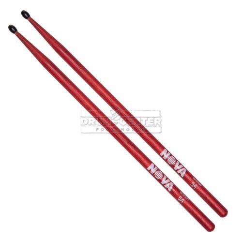 Vic Firth NOVA 5AN Red Drum Sticks