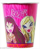Bratz Fashion Fierce 9oz Paper Cups (8) Birthday Party Supplies Beverage Drink