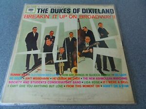 The Dukes Of Dixieland - Breakin' It Up On Broadway !! (LP, Album, Mono)