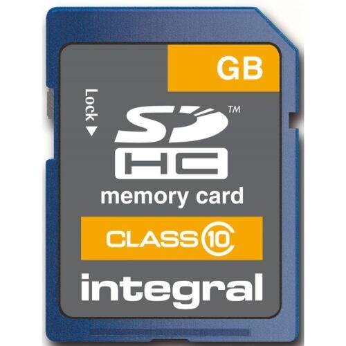 Tarjeta Secure Digital SD Integral 16 GB clase 10