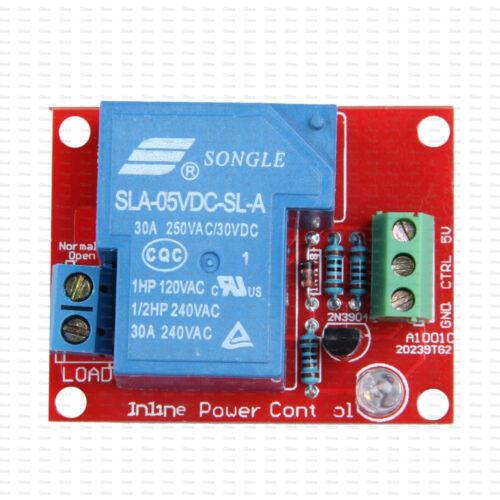 1 Relay Module 5V 30A High Power For Arduino AVR PIC DSP ARM SLA-05VDC-SL-A