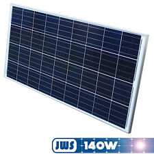 Solarpanel 12V Solarmodul Solarzelle Polykristallin 12 Volt 140Watt Wohnmobil