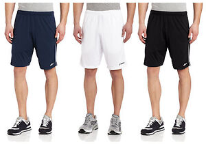 asics mens shorts
