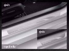 2016 Civic Door Sill Trim Side Step Garnish Scuff Plate Genuine Honda Front Rear