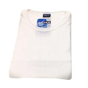 Fila-Man-T-Shirt-Mod-Calgary-Special-White