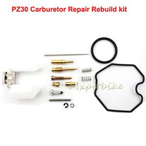 PZ30 Carb 30mm Carburetor Repair Kit For 150cc 160cc 250cc Pit Dirt Bikes ATV