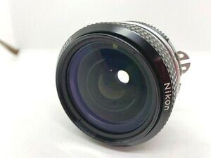 EXC +5 Nikon Nikkor 28mm f3.5 MF AI Weitwinkel Prime Lens aus Japan #1949