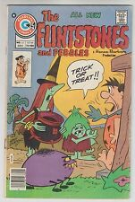 Hanna Barbera THE FLINTSTONES AND PEBBLES #42 The Gruesomes Dino New Math
