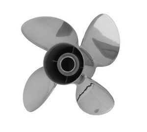 SOLAS-Propeller-Edelstahl-4-Blatt-13-x-21-fur-Honda-60-130-PS