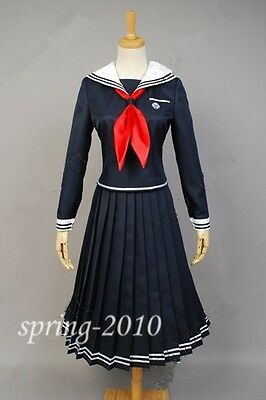 Anime Danganronpa Touko Fukawa Cosplay Costume New