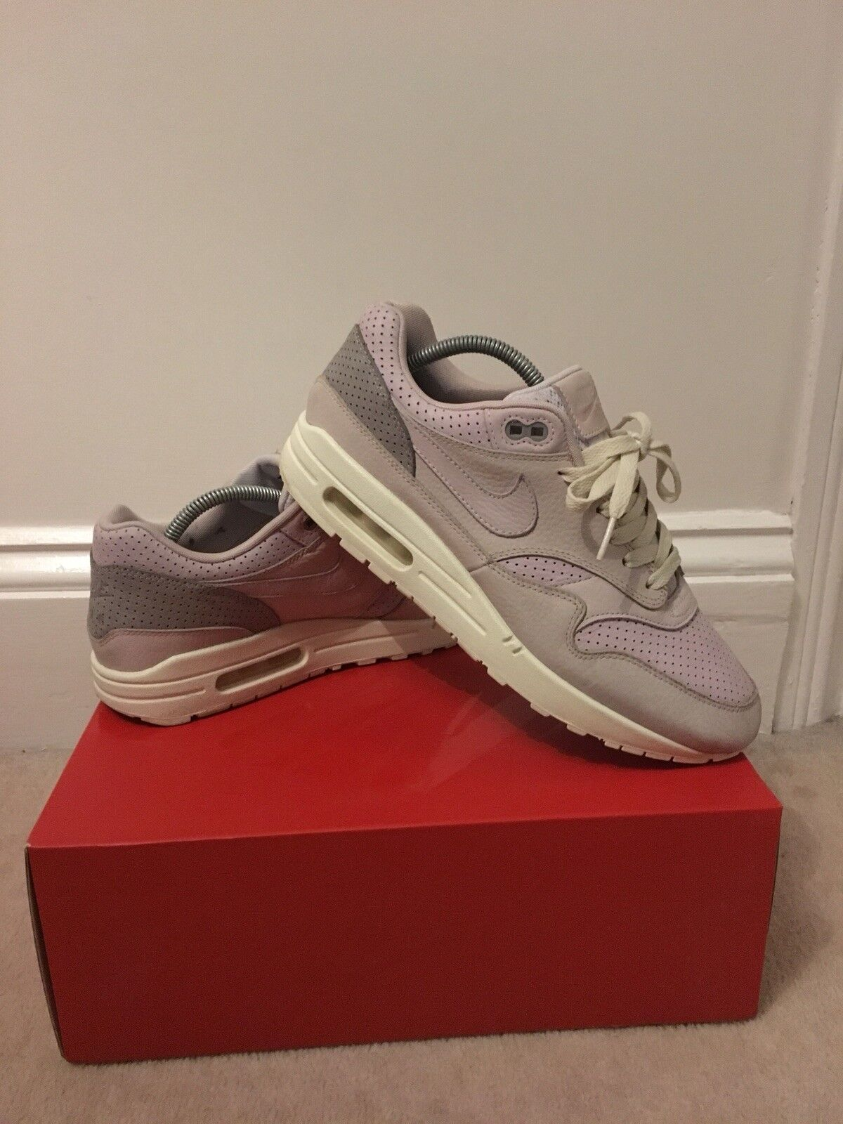 Nike Air Max 1 Violet Pinnacle Uk 8