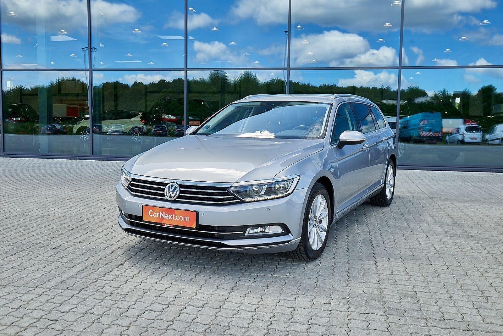 VW Passat 2,0 TDi 150 Highl. Prem. Vari. DSG 5d - 259.900 kr.