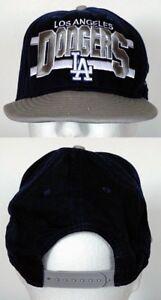 92339667b1f New Era MLB Los Angeles LA Dodgers Blue Snapback Cotton Baseball Hat ...