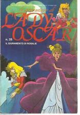 LE AVVENTURE DI LADY OSCAR 35 FABBRI EDITORE 1983