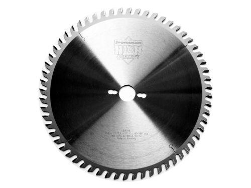 HM-Kreissägeblatt 303 x 30 Z= 60 positiv für Formatkreissägen Dach Hohl